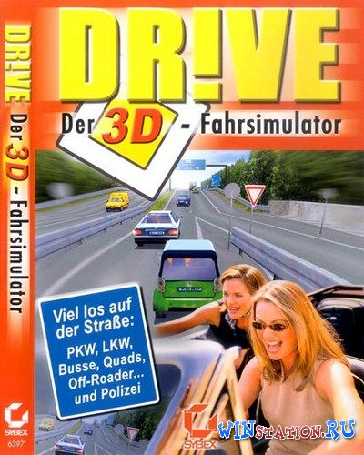 ������� ���� 3D Driving School 5.0 Europe Edition