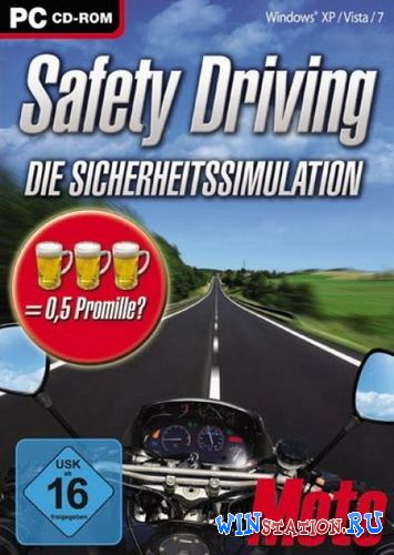 Скачать игру Safety Driving - The Motorbike Simulation