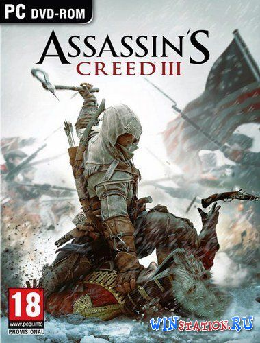 Скачать игру Assassin's Creed 3 - Complete Digital Deluxe Edition v.1.05