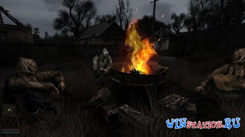 ������� ���� S.T.A.L.K.E.R. Shadow of Chernobyl HD