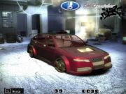 Need for speed Most Wanted: Russian Cars