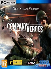 Отряд Героев / Company of Heroes - New Steam Version