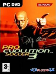 Pro Evolution Soccer 3 (2003/PC/RUS/ENG/RePack)