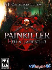 Painkiller Hell & Damnation. Collector's Edition