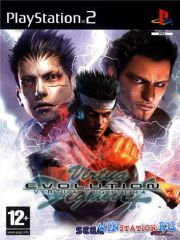 Virtua Fighter 4: Evolution (2003/PS2/RUS)