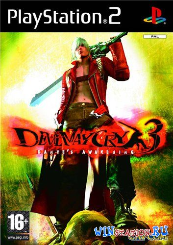 —качать игру Devil May Cry 3: DanteТs Awakening