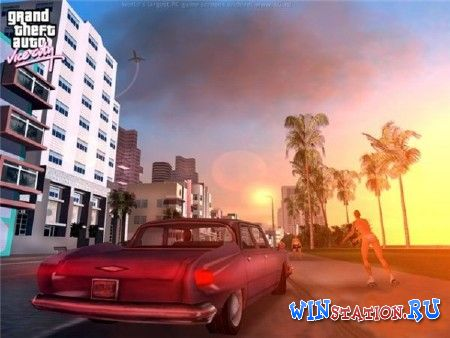 Скачать GTA Vice City Deluxe бесплатно