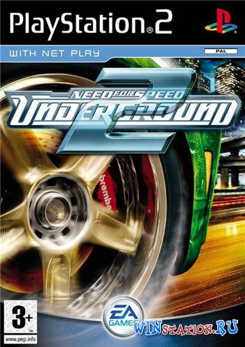 Скачать Need for Speed Underground 2 бесплатно