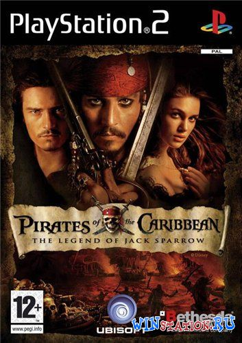 —качать Pirates of the Caribbean: The Legend of Jack Sparrow бесплатно