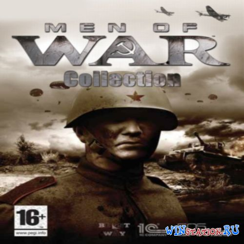 Скачать Men of War. Collection бесплатно