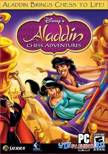 Скачать игру Disney's Aladdin Chess Adventures
