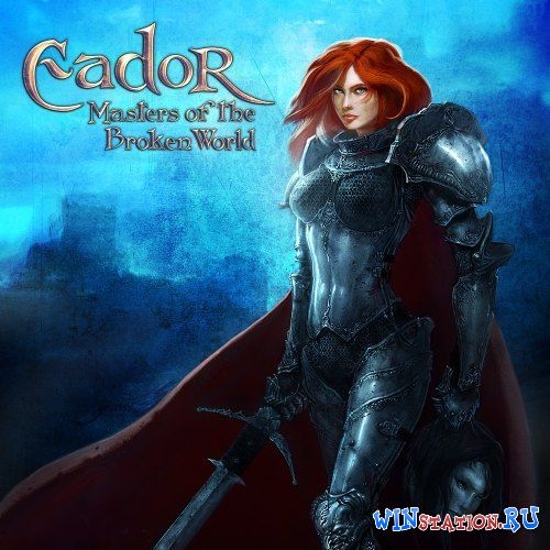 Скачать игру Eador. Masters Of The Broken World