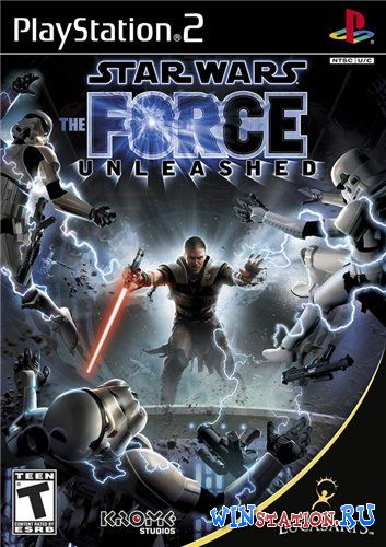 —качать игру Star Wars: The Force Unleashed