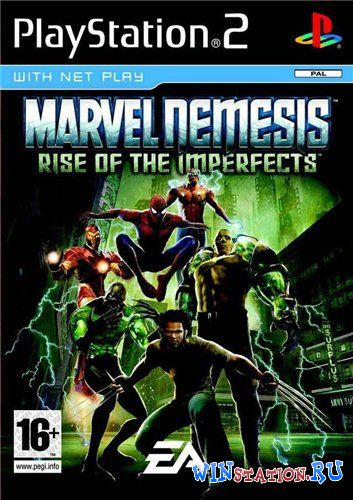 ������� ���� Marvel Nemesis: Rise Of The Imperfects
