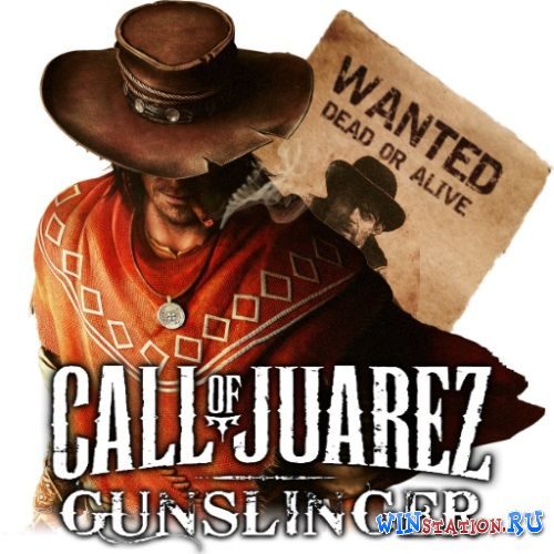 Скачать Call of Juarez: Gunslinger бесплатно
