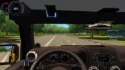 Компьютерная игра 3D инструктор Учебный автосимулятор 2 дополнительные машины