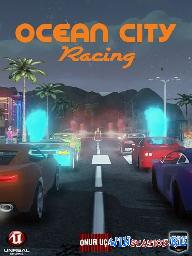 Скачать игру Ocean City Racing (2013/ENG/Repack R.G. Repacker's)