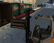 Скриншот Forklift Truck Simulator 2009