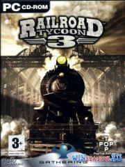 Railroad Tycoon 3: Coast to Coast [v. 1.05]