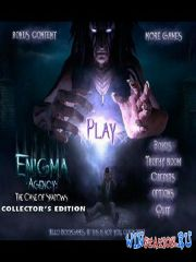 Enigma Agency The Case of Shadows Collector\'s Edition