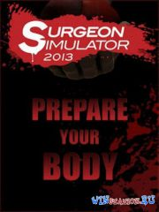 Surgeon Simulator 2013. Steam Edition