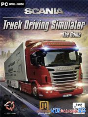 Scania: Truck Driving Simulator: The Game [v 1.5.0]