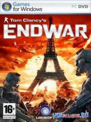 Tom Clansy\'s EndWar (Ubisoft Entertainment)