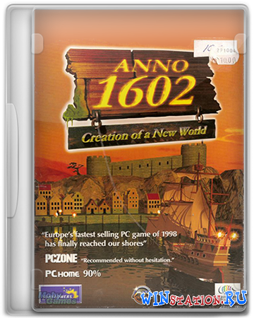 ������� ���� Anno 1602: Creation of a New World