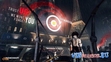 ������� ���� Remember Me.v 1.0.1 + 1 DLC
