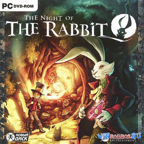 Скачать игру The Night of the Rabbit