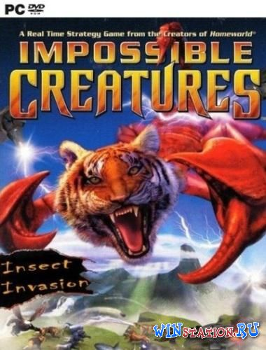 Impossible Creatures: Insect Invasion