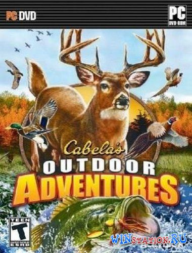 Скачать игру Cabela's Outdoor Adventures