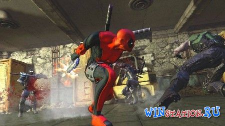 ������� ���� Deadpool + 1 DLC