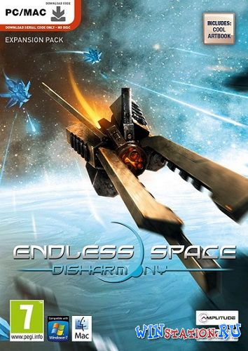 Скачать Endless Space: Disharmony бесплатно