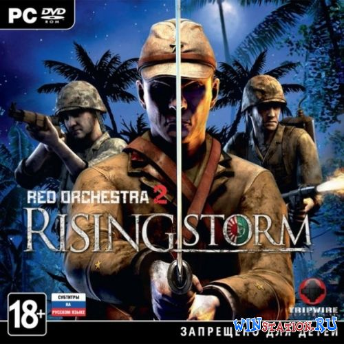 Скачать игру Red Orchestra 2: Rising Storm