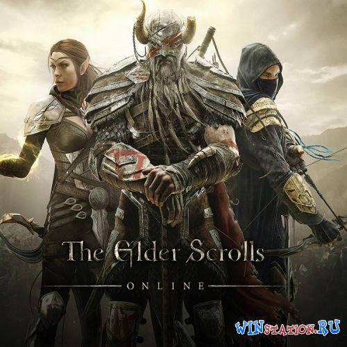 Скачать игру The Elder Scrolls Online (2013/ENG/Beta)