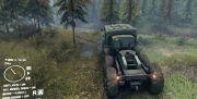 Скриншот из игры Spintires
