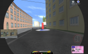 ������� ���� Safety Driving The Motorbike Simulation