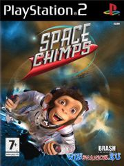Space Chimps (2008/PS2/RUS)