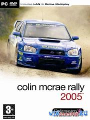Colin McRae Rally 2005 (2005/PC/RUS/ENG/RePack)
