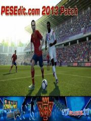 PESEdit.com 2013 Patch 4.0 (Pro Evolution Soccer 2013) (2013/Multi) [Patch]
