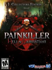Painkiller: Hell & Damnation. Collector's Edition + 7 DLC