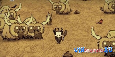 ������� ���� �� �������! / Don't Starve [1.79386]