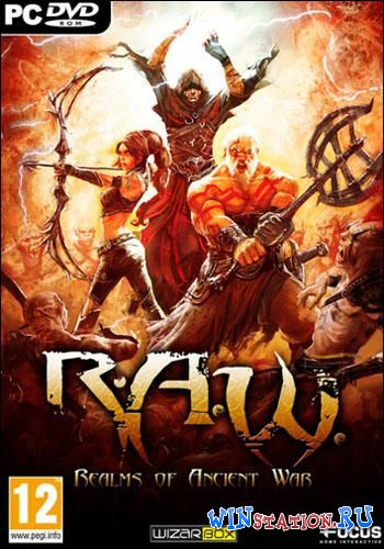 ������� ���� R.A.W.: Realms of Ancient War