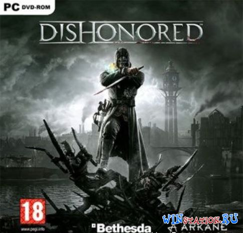 Скачать игру Dishonored: Dunwall City Trials + The Knife of Dunwall