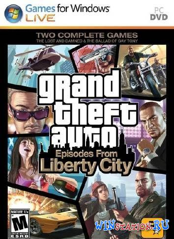������� ���� Grand Theft Auto 4: Episodes From Liberty City