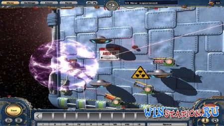 Скачать игру Crazy Machines 2: Invaders from Space (Viva Media)