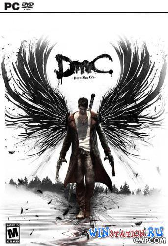 Скачать игру DmC Devil May Cry бесплатно торрентом