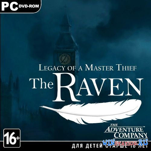 Скачать игру The Raven: Legacy of a Master Thief - Episode 1
