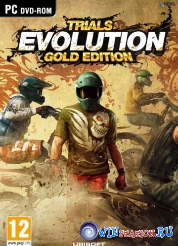 Скачать игру Trials Evolution: Gold Edition